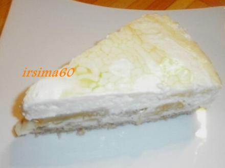Philadelphia – Pfirsich – Torte - Rezept