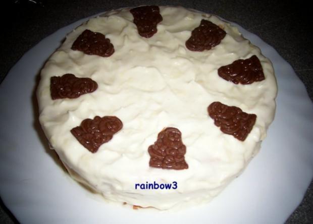 Mini Kühlschrank Für Kuchen : Backen weiße mini schoko sahne torte rezept kochbar