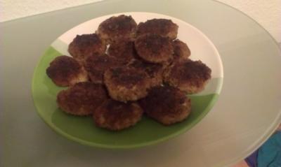 Boutetten nach Hausfrauenart - Rezept