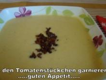 Kartoffel-Käsecreme Suppe - Rezept