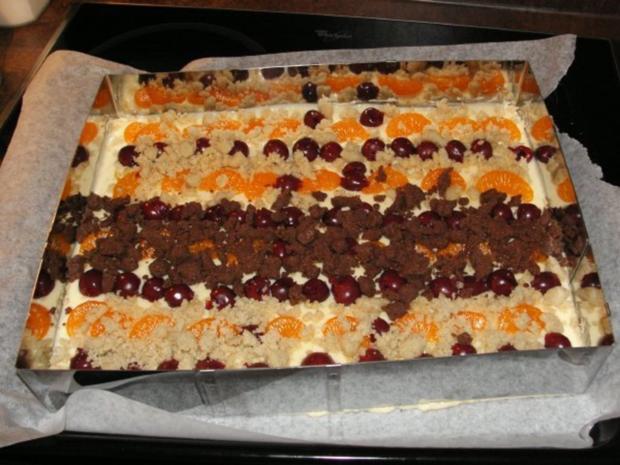 Michis Obst-Kuchen für ein Blech - Rezept - Bild Nr. 4