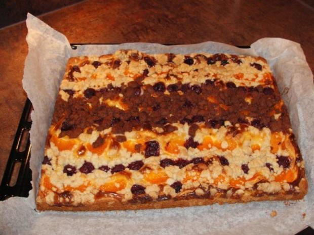 Michis Obst-Kuchen für ein Blech - Rezept - Bild Nr. 5