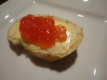 Ingwer Marmelade - Rezept