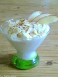 Apfelschnee - Rezept