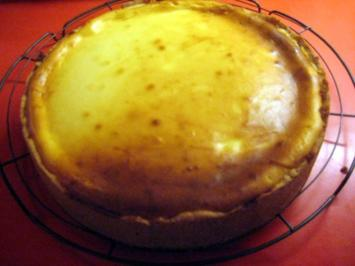Quark Birnen Kuchen - Rezept
