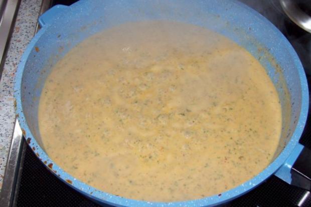 Pikanter Nudel-Gemüse-Auflauf mit Raclette-Käse - Rezept - Bild Nr. 6