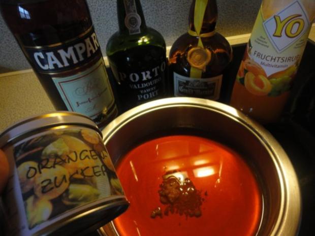 Campari  Tiramisu - Rezept - Bild Nr. 3