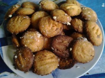 Plätzchen: Schneeflöckchen - Rezept