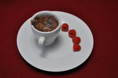 Warmer sizilianischer Schokoladenkuchen - Rezept