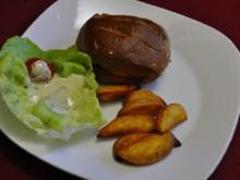 Antipasti-Burger - Rezept