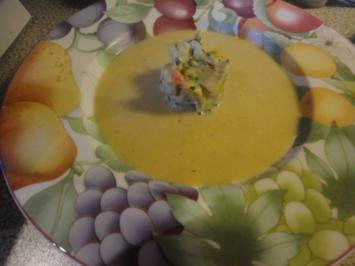 Gemüse Creme Suppe - Rezept