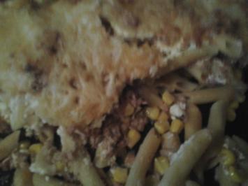Makkaroni Thunfisch Auflauf - Rezept
