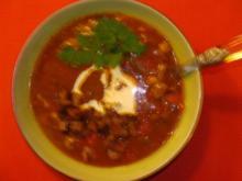 Suppen: Gulaschsuppe für die Sylvesterparty - Rezept