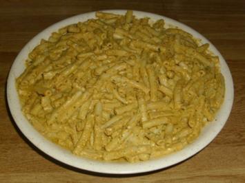 schnelle Pesto Pasta - Rezept
