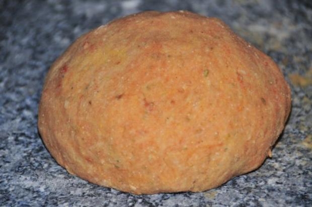 Tomaten Gnocchi mit Röstgemüse - Rezept - Bild Nr. 3