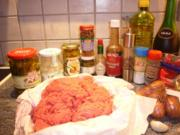 Beef Tatar - Rezept