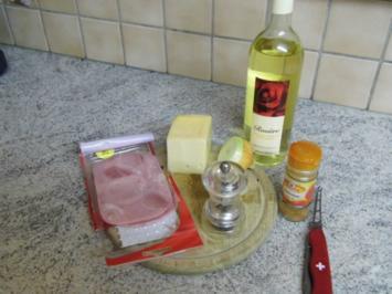 Rezept: Chässchnittä