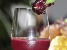 Hibiscus Daiquiri - Rezept