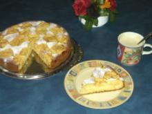 Omas Apfelkuchen - Rezept