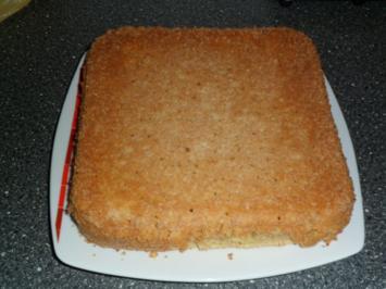 Orangen - Tahina - Kuchen - Rezept