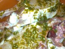 Karree vom Ibericoschwein - Rezept