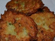 Lepcsánka ( az igazi) - ungarische Kartoffelpuffer - Rezept