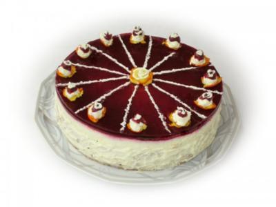 Schneewittchen Torte - Rezept