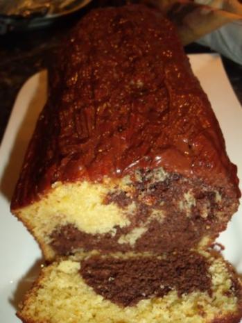 Marmorkuchen Mit Weiche Butter Oder Margarine Und Zucker Rezept