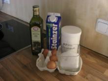 Frittaten - Palatschinken - Rezept