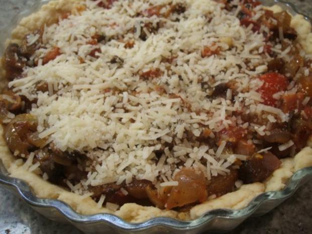Quiche: Tomaten-Quiche - Rezept - Bild Nr. 10