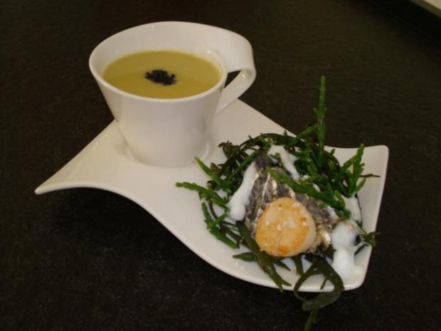 Fischsuppe mit Fenchel und Safran - Rezept - Bild Nr. 2