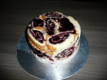 Geburtstags-Chalotte - Rezept