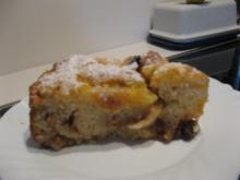 Winterlicher Apfelkuchen - Rezept