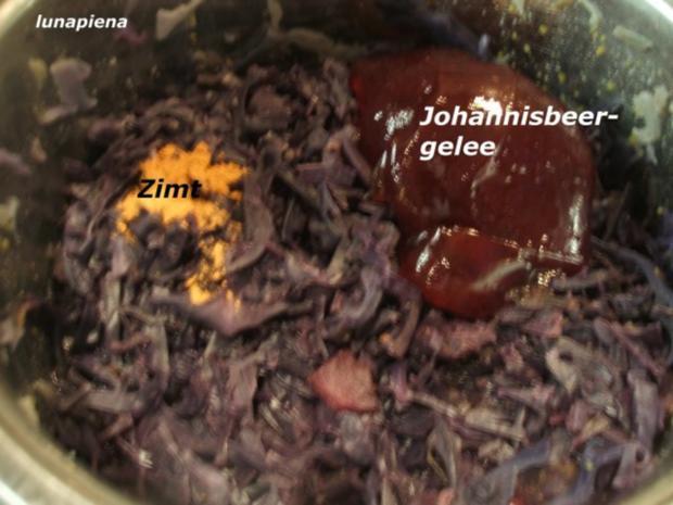 Gemüse: Mein Blaukraut - Rezept - Bild Nr. 6