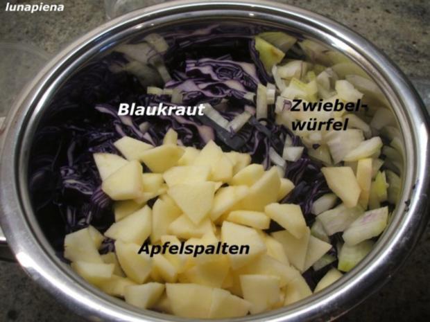 Gemüse: Mein Blaukraut - Rezept - Bild Nr. 2