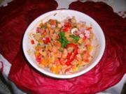 Mixed Pickles-Wurstsalat - Rezept