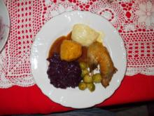 Halbseidene Kartoffelklöße aus Großmutters Kochbuch - Rezept