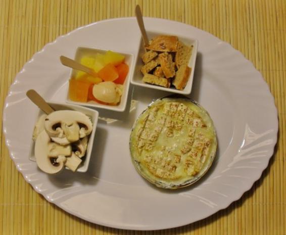 Petite fondue au fromage - Rezept - Bild Nr. 2