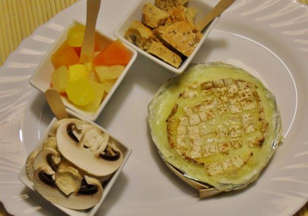 Petite fondue au fromage - Rezept - Bild Nr. 3