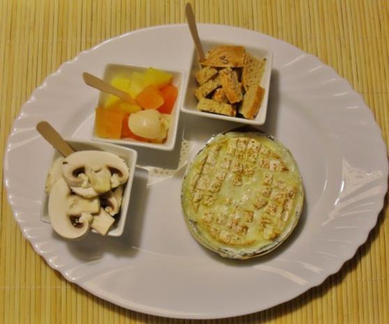 Petite fondue au fromage - Rezept - Bild Nr. 4
