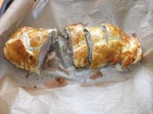 Kochen:Schweinefilet im Blätterteigmantel - Rezept