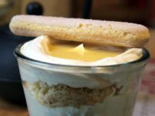 Eierlikör-Mascarpone-Dessert - Rezept