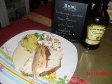 Puten-Krusten-Braten (im Bratschlauch) - Rezept
