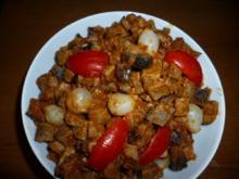 Rindfleischsalat - Rezept