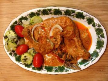 Indisches Butter Hänchen - Rezept