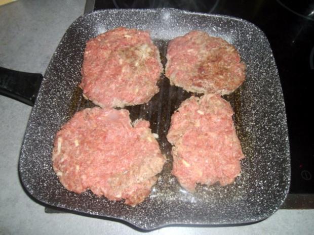 Toastbrotburger - Rezept - Bild Nr. 2