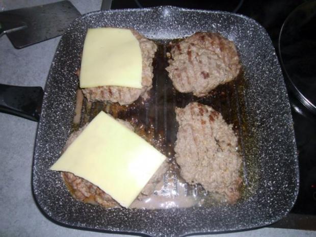 Toastbrotburger - Rezept - Bild Nr. 4
