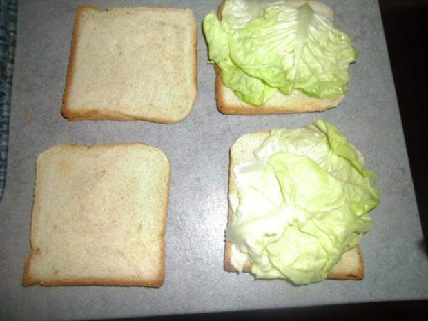 Toastbrotburger - Rezept - Bild Nr. 5