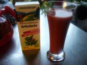 Abnehmen - na und  - mit Drinks die gesund sind und trotzdem schmecken - Rezept