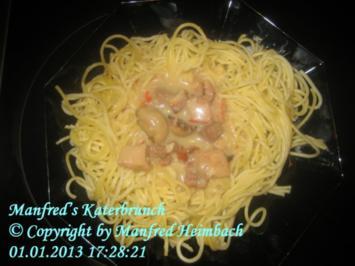 Fleisch – Manfred's Katerbrunch - Rezept